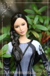 Katniss Everdeen 2 (Katniss Everdeen, Barbie, 2013)