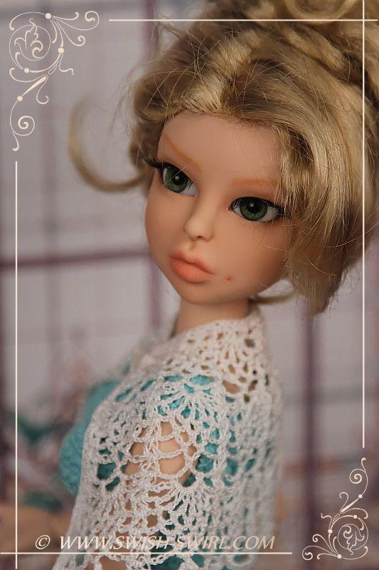 Philippa (Bo Bergemann Pippa, March 2012, custom face-up by Ariadne)