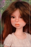 Rebecca (Bo Bergemann Ambriel, March 2012, OOAK face-up by Bo Bergemann)