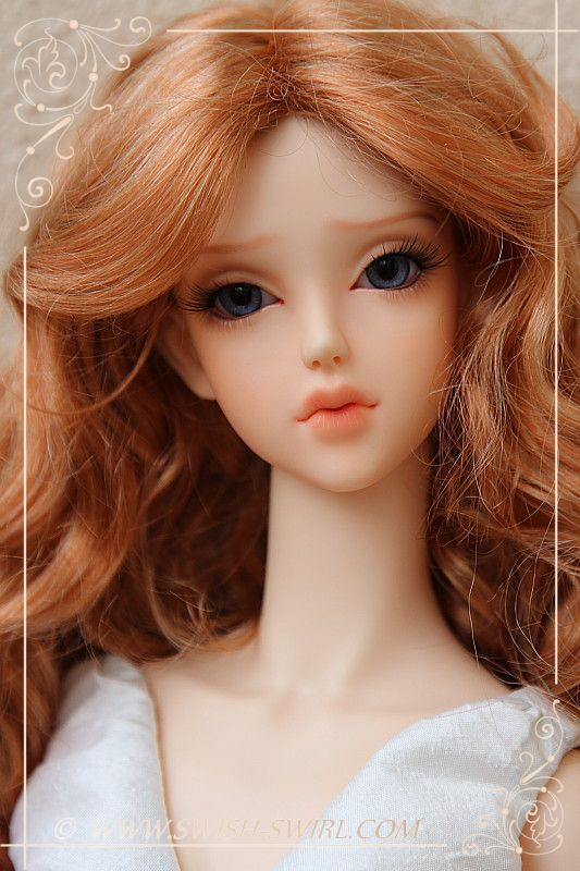 Lavinia (Soom dolls, Topaz, June 2012, custom face-up by Ariadne)