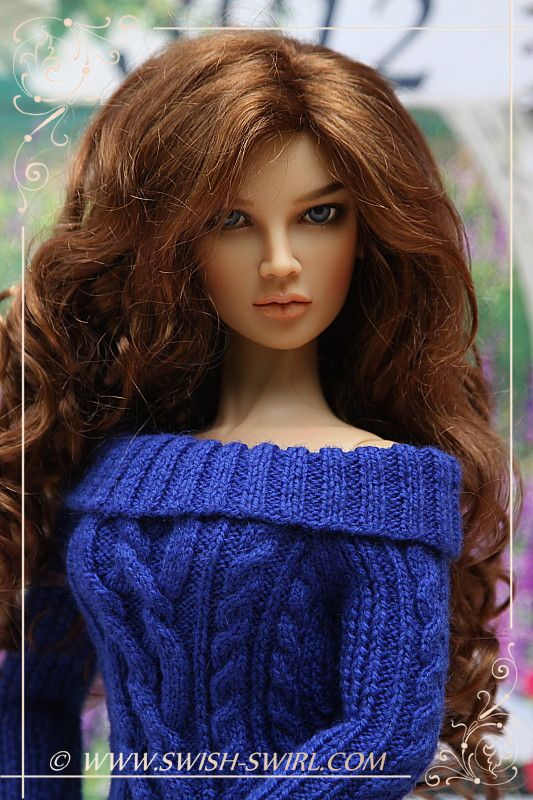 Olga (Gracelyn, Special Edition for Dollpeddlar, LE5, Cristy Stone doll)