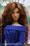 Olga (Gracelyn, Special Edition for Dollpeddlar, LE5, Cristy Stone doll)