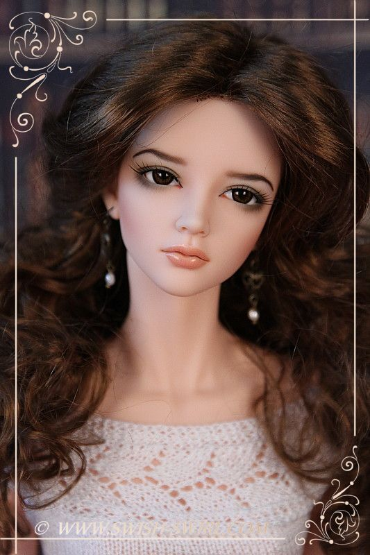 Dolores Barbour / Anastasia (Iplehouse SID Aria, August 2013, custom face-up by Cristy Stone)