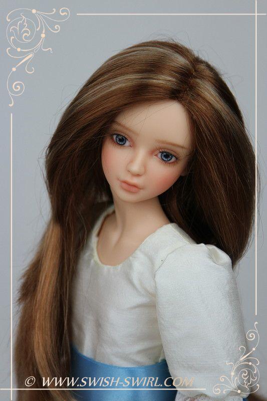 Etheldreda (Iplehouse nJID Tania, September 2012, custom face-up by Ariadne)