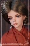 Margaret Hale (Iplehouse nYID Audrey, March 2013, custom face-up by Cristy Stone)