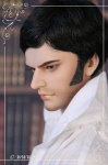 John Thornton (Iplehouse EID Dexter, August 2013, custom face-up by Cristy Stone)