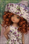 Anika (Iplehouse BID Anne, February 2013, custom face-up by Ariadne)