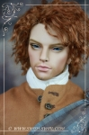 Jamie Fraser (Iplehouse EID Leonard, August 2014, custom face-up by Cristy Stone)