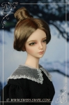 Jane Eyre (Iplehouse nYID Emilia, January 2013, custom face-up by Cristy Stone)