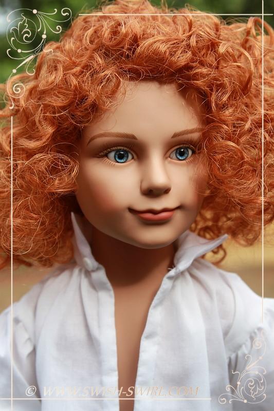 Jamie Fraser (Prince Stephan, 2015, custom wig, custom eyes)