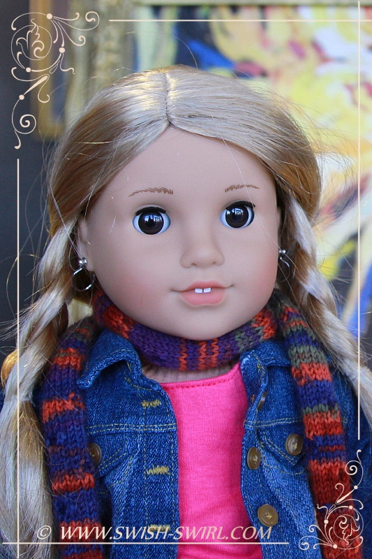 Rose Tyler (Truly Me #53 with #27 wig)