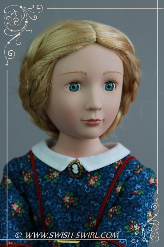 Eileen (Amelia Elliot, Your Victorian Girl, 2012)