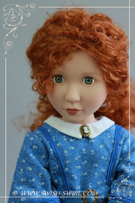 Demelza Poldark (Clementine Harper, Your 1940s Girl, 2013)