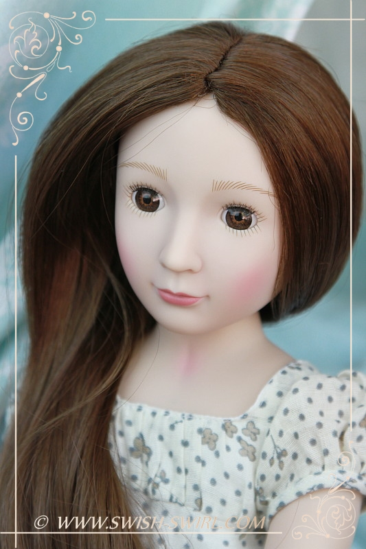 Olivia / Lizzie Bennet (Sam Lyron, Your 1960s Girl, 2015, customized with Matilda\'s wig)
