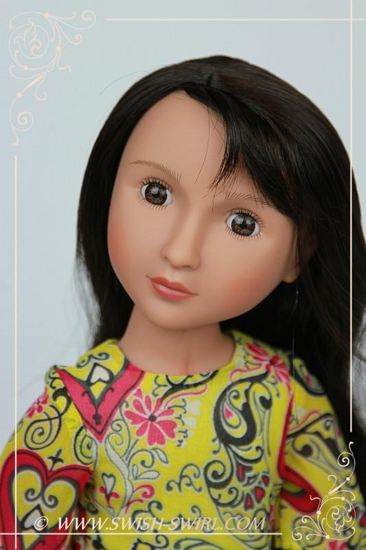 Nisha (Nisha, Your Modern Girl. 2016)