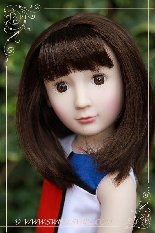 Samantha (Sam Lyron, Your 1960s Girl, 2015)