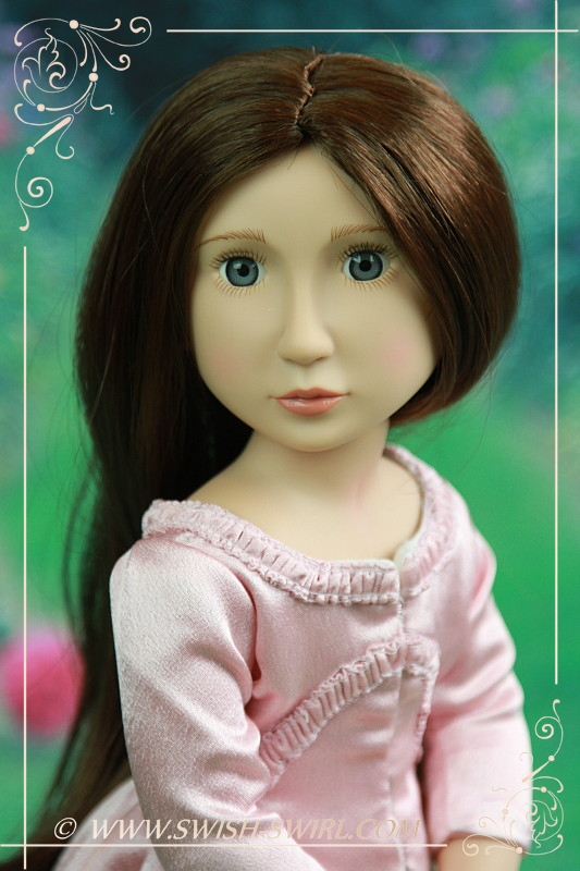 Elizabeth Poldark (Matilda Marchmont, Your Tudor Girl, 2011)