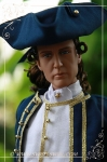 Robert Norrington (Captain Norrington, Pirates of Carribean collection, 2009, LE500)