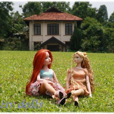 Кукловстреча в Ботаническом саду