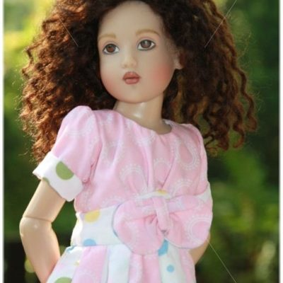 My first Kish doll