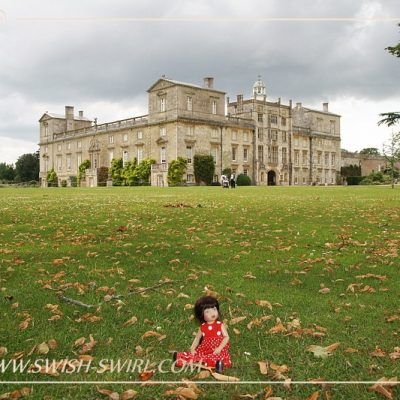 Lily's trip to the UK. Part 6. Wilton House