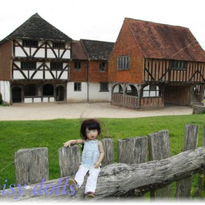 Lily's trip to the UK. Part 8. The last one, mostly medieval