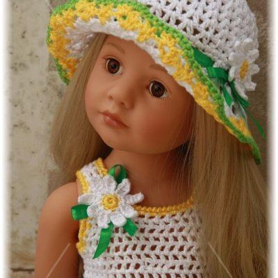 Эмили в платье «Ромашки»