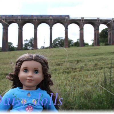 Мари-Грейс в Англии. Часть 1