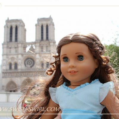 Мари-Грейс во Франции. Часть 1. Париж