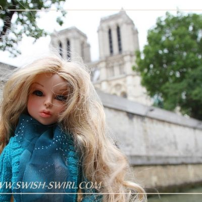 Leda in Paris. Part 3