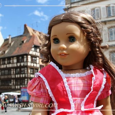 Marie-Grace in Alsace