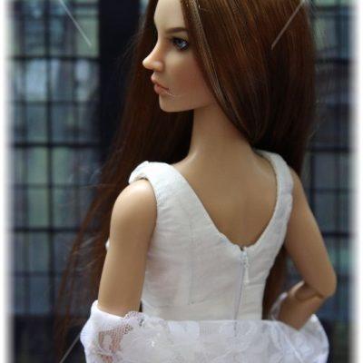 Первое платье для Ольги