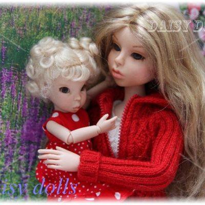Leda and Adele