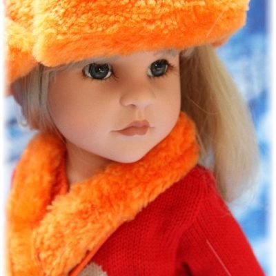 Steiff by Gotz doll – Giselle