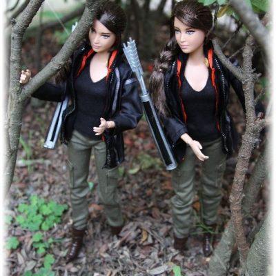 Katniss + … Katniss