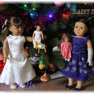Christmas for Alice and Amalia