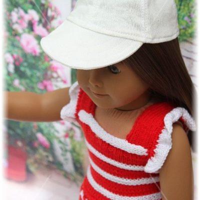 Теннисное платье для Амалии