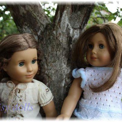Даниэла и Мари-Грейс