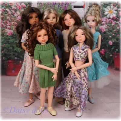 Мои куклы Бо Бергеманн