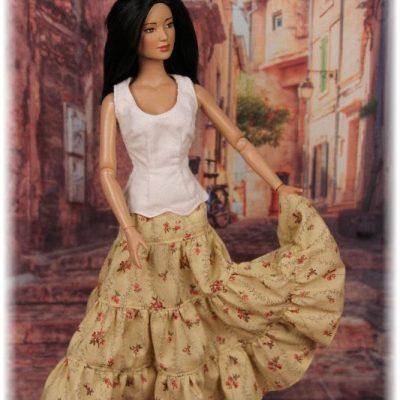 Michelle's skirt