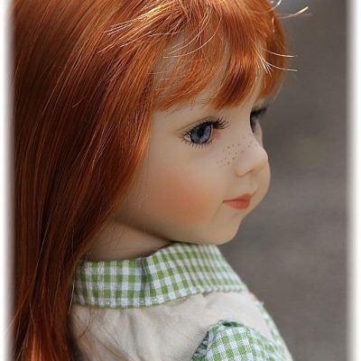 Savannah – Maru and Friends doll