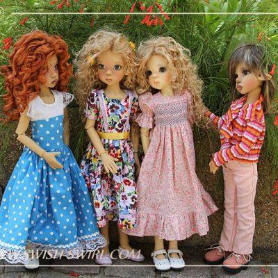 Куклы Кайе Виггз