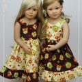 Owl dresses for Kidz'n