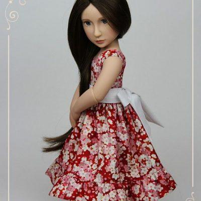 Весеннее платье для Матильды