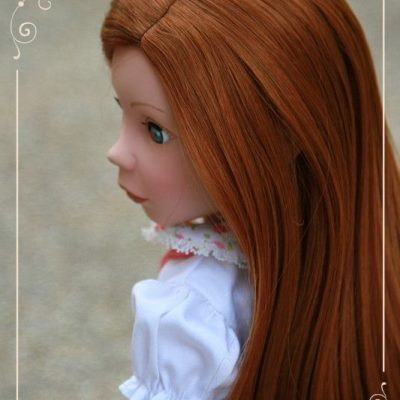 Bonnie & Pearl doll