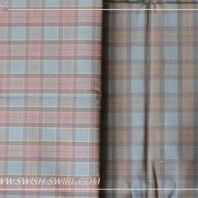 Outlander. Choosing fabrics
