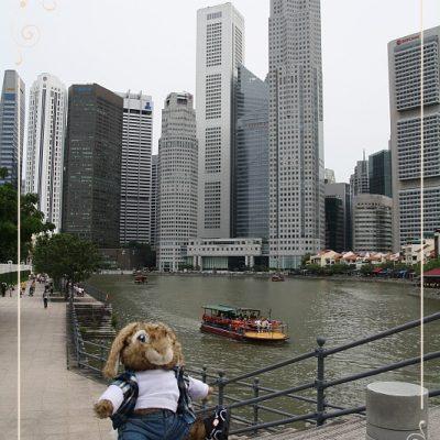 Себастьян в Сингапуре