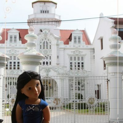 Caitriona in Melaka. Part 1. Peranakan
