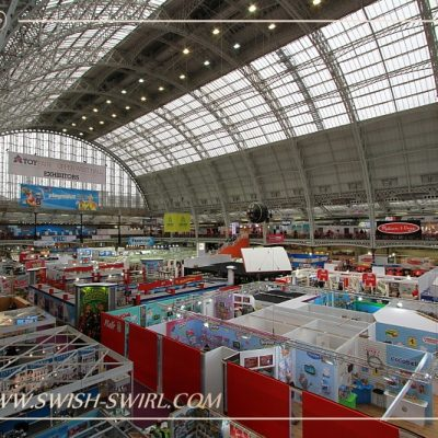 The Toy Fair 2016 in London