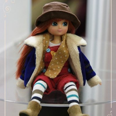 Lottie dolls at the Toy Fair 2016